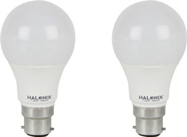Halonix 7 W LED Bulb White (pack of 2) Price in India