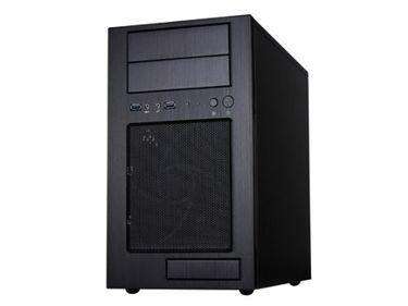 Silverstone Temjin TJ08-E Micro-ATX PC Cabinet Price in India