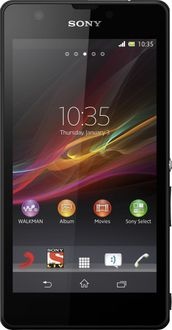Sony  Xperia ZR Price in India