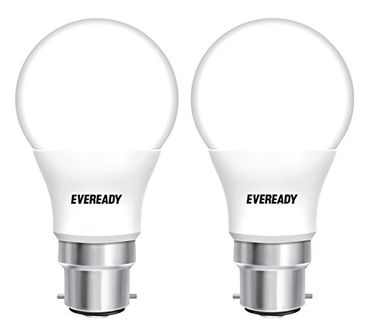 Eveready 7W Cool Day Light LED Bulb (Pack of 2) Price in India
