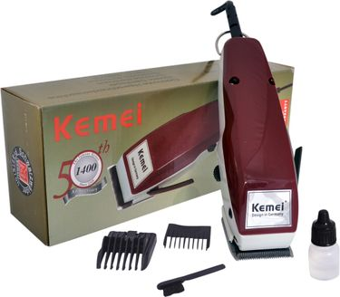 Kemei Heavy Duty-1400 Trimmer Price in India
