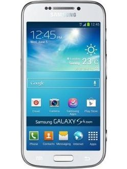 Samsung Galaxy S4 Zoom Price in India