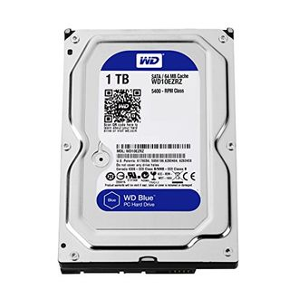 WD Blue WD10EZRZ 1TB Internal Hard Disk Price in India