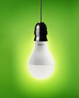 Wipro 18 W LED 6500K Cool Day Light Bulb B22 White Price in India