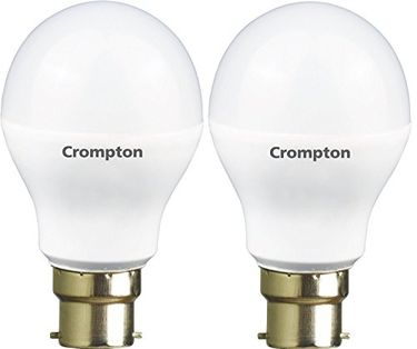 Crompton 7 W LED Cool Daylight Bulb White (pack of 2) Price in India