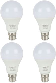 Halonix 12 W LED Bulb B22 White (Pack Of 4) Price in India