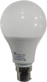 Syska 9 W B22 PAG LED Bulb (White, Plastic, Pack of 4) Price in India