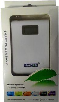 Navcom MY-S67 13000mAh Power Bank Price in India