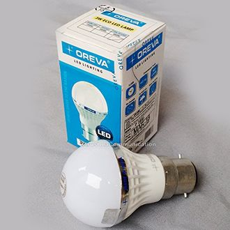 Oreva 3W ECO LED Bulb (Cool Day Light) Price in India