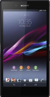 Sony Xperia Z Ultra Price in India