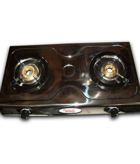 Butterfly Rhino LPG Gas Cooktop (2 Burner) Price in India