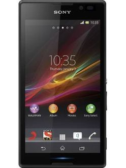 Sony Xperia C Price in India
