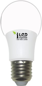 Imperial 5W E27 Base 500 Lumens Warm White LED Bulb Price in India