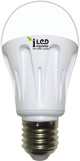 Imperial 9W E27 Base 900 Lumens White Aluminium LED Bulb Price in India
