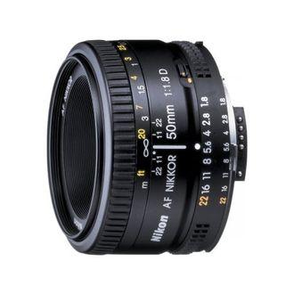 Nikon AF NIKKOR 50mm f/1.8D Lens Price in India