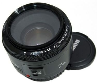 Canon EF 50mm f/1.8 II Lens Price in India