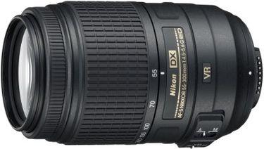 Nikon AF-S DX NIKKOR 55-300mm f/4.5-5.6G ED VR Lens Price in India