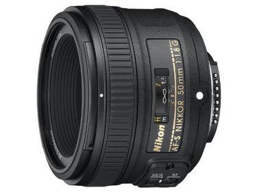 Nikon AF-S NIKKOR 50mm f/1.8G Lens Price in India