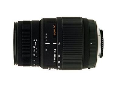 Sigma 70-300mm F/4-5.6 DG Macro Lens (for Canon AF DSLR) Price in India