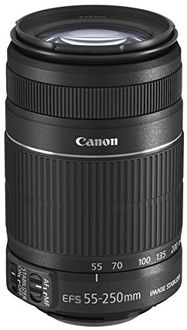 Canon EF-S 55-250mm f/4-5.6 IS II Lens Price in India
