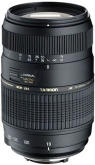Tamron AF 70-300mm F/4-5.6 Di LD Macro Lens (for Sony DSLR) Price in India