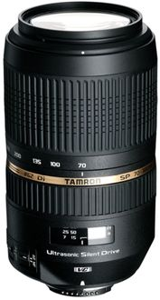 Tamron SP AF 70-300mm F/4-5.6 Di VC USD (for Canon Digital SLR) Lens Price in India