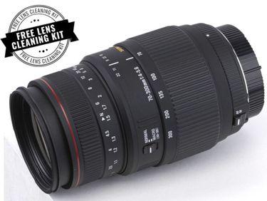 Sigma 70-300mm F4-5.6 APO DG Macro Lens (Motorized for Canon DSLR) Price in India