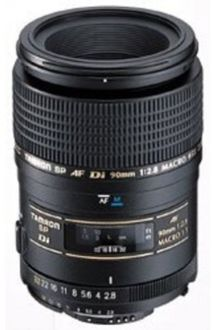 Tamron SP AF 90mm F/2.8 Di 1:1 Macro Lens (for Canon DSLR) Price in India
