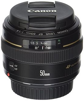 Canon EF 50mm f/1.4 USM Lens Price in India