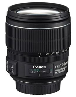 Canon EF-S15-85mm f/3.5-5.6 IS USM Lens Price in India