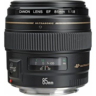 Canon EF 85mm f/1.8 USM Lens Price in India