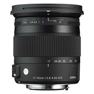 Sigma 17-70mm F/2.8-4 DC OS Lens (for Canon DSLR) Price in India