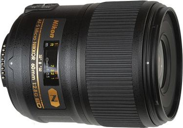 Nikon AF-S Micro NIKKOR 60mm f/2.8G ED Lens Price in India