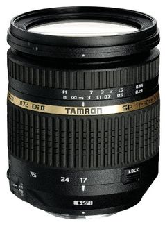 Tamron SP AF 17-50mm F/2.8 XR Di II VC LD Aspherical (IF) Lens (for Nikon DSLR) Price in India