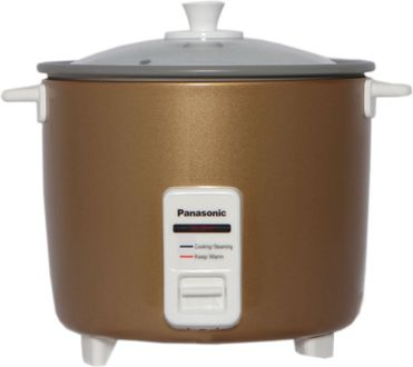 Panasonic SR-WA18HTT/AT 1.8 Litre Electric Rice Cooker Price in India