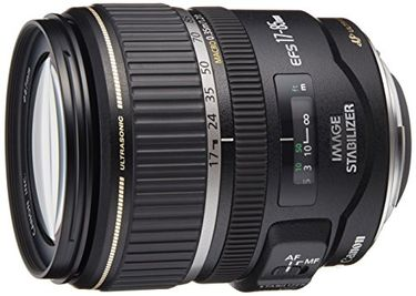 Canon EF-S 17-85mm f/4-5.6 IS USM Lens Price in India