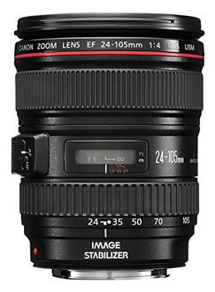Canon EF 24-105mm f/4L IS USM Lens Price in India