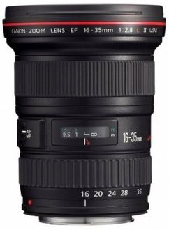 Canon EF 16-35mm f/2.8L II USM Lens Price in India