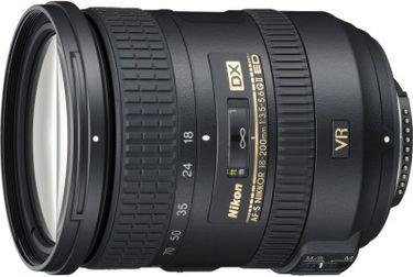 Nikon AF-S DX NIKKOR 18-200mm f/3.5-5.6G ED VR II Lens Price in India