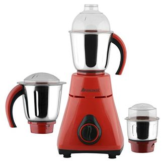 Anjalimix Amura 1000W Mixer Grinder Price in India