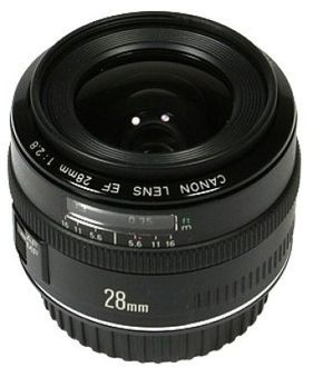 Canon EF 28mm f/2.8 Lens Price in India