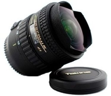 Tokina AT-X 107 AF DX Fisheye 10-17mm f/3.5-4.5 Lens (for Canon DSLR) Price in India