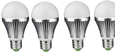 IPP 7W E27 Aluminium Body White LED Bulb (Pack of 4) Price in India