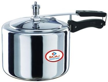Bajaj Majesty Pcx35 Aluminium 5 L Pressure Cooker Price in India