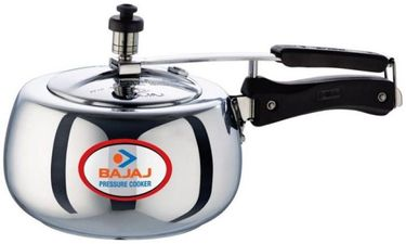 Bajaj Majesty Duo PCX 63D Aluminium 3 L Pressure Cooker Price in India