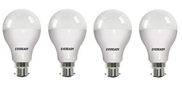 Eveready 12 W  White LED Bulb (Pack of 4) Price in India