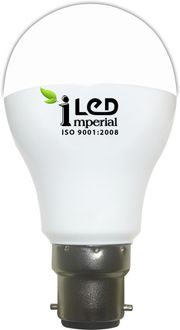 Imperial 9W B22 Base 900 Lumens Yellow LED Premium Bulb Price in India