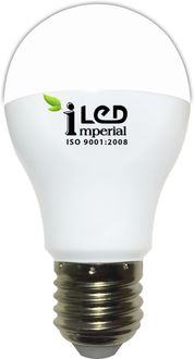 Imperial 8W-CW-E27-3620 800L White LED Premium Bulb Price in India