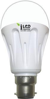 Imperial 4W-WW-BC22-3555 400L Yellow LED Premium Bulb Price in India