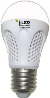 Imperial 4W-WW-E27-3525 400L Yellow LED Premium Bulb Price in India
